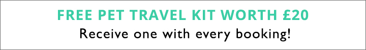TRAVEL - Pet Travel Kit