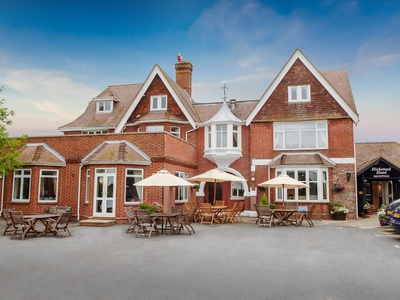 The Hickstead Hotel, West Sussex, Bolney
