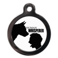 Human Whisperer Pet ID Tag