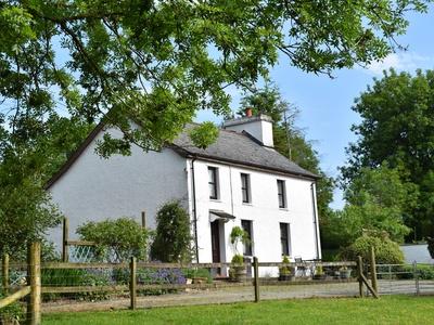 Penlon, Ceredigion, Llanarth