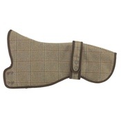 LoveMyDog - Digby Tweed Greyhound & Whippet Dog Coat