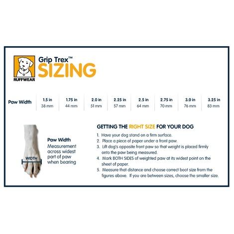Grip Trex Dog Boots – Obsidian Black 3