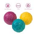 Zogoflex Air™ Boz Dog Ball – Peacock 3
