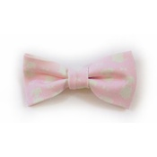 Teddy Maximus - Teddy Maximus Pink Dog Bow Tie