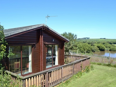 Mallards Lodge, Devon, Woolfardisworthy