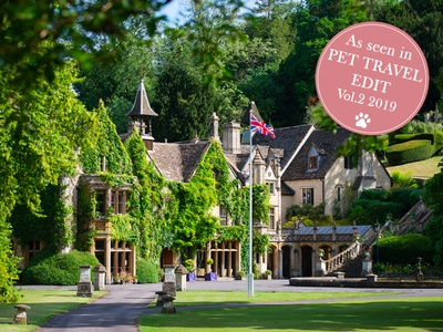 The Manor House Hotel, Wiltshire, Castle Combe