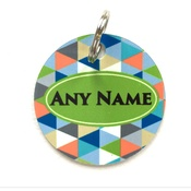 Ditsy Pet - Oliver ID Tag