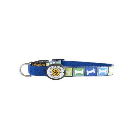 Northern Lights LED Dog Collar 2