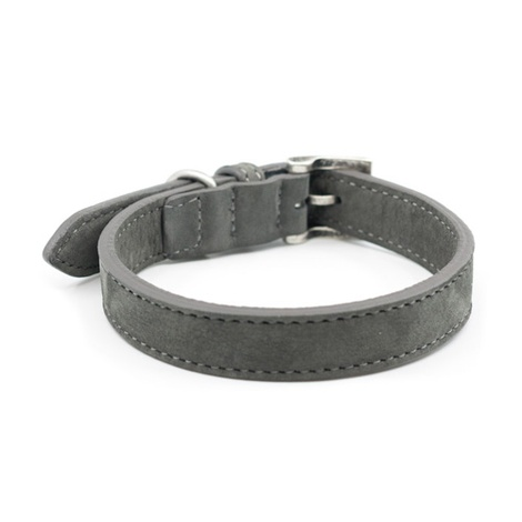 Nubuck dog collar - Garda 3