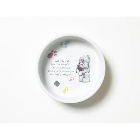 Me To You Ceramic Cat Bowl