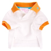 Chihuy - Exclusive Edition Orange Flame Dog Polo