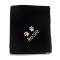 Personalised Blanket for Big Dogs - Black 2