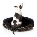 Space Raiders Reversible Dog Bed 2