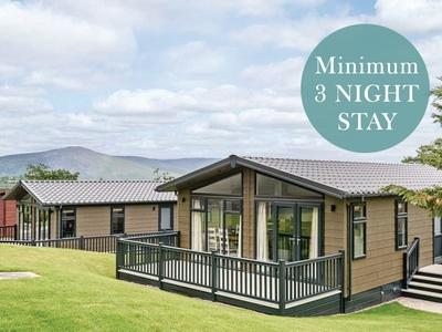 Thanet Well Lodge Retreat, Cumbria