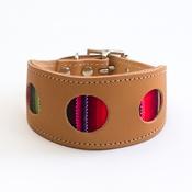 Hiro + Wolf - Inca Pink Hound Collar