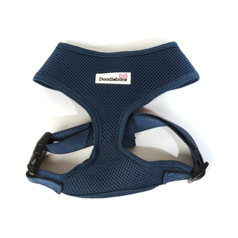 Airmesh Dog Harness – Navy 2