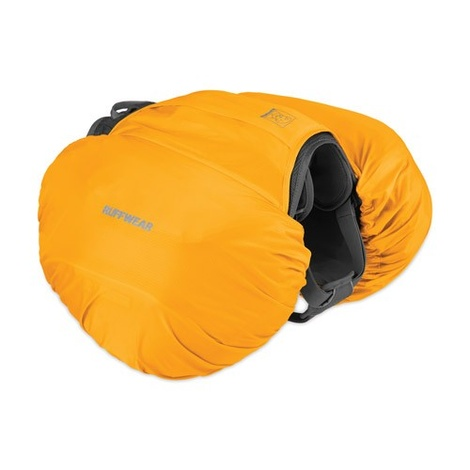 Hi & Dry™ Saddlebag Cover in Sunrise Yellow