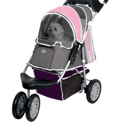 InnoPet - InnoPet Buggy First Class Pink/Grey