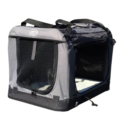 All in One Pet Carrier - Grey