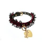 Dog & Dolls - Cherry Dog Collar