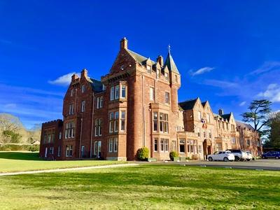 Dryburgh Abbey Hotel, Roxburghshire