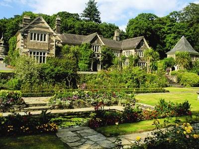 Lewtrenchard Manor, Devon, Okehampton