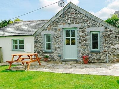 Coxford Barn, Cornwall, Saint Gennys
