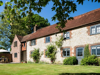 Brockwood Farmhouse, Hampshire, West Meon