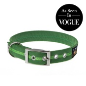 Oscar & Hooch - Apple Green Signature Range Collar