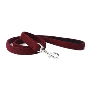 Wool Lead - Maroon