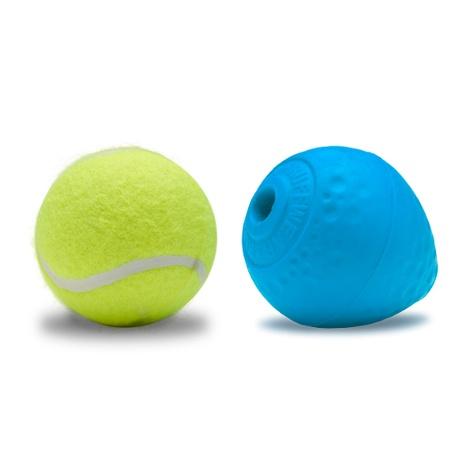 Huckama Dog Toy - Metolius Blue 5