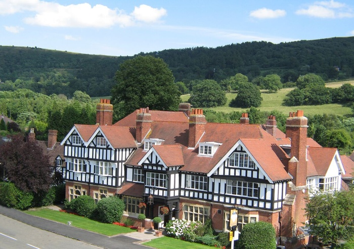 Colwall Park Hotel, Worcestershire 1