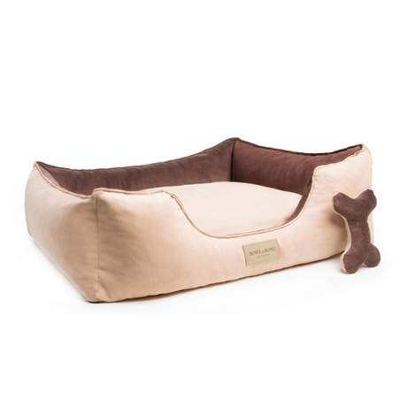 Classic Dog Bed - Brown