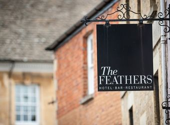 The Feathers Hotel, Oxfordshire