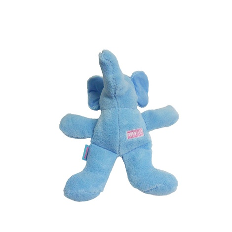 Terry Animal Shapes Puppy Toy - Blue