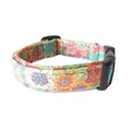 Lilly Liberty Print Dog Collar