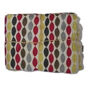 The Natural Pet Toy Company - Luxury Pet Blanket – Exhibition Stripe