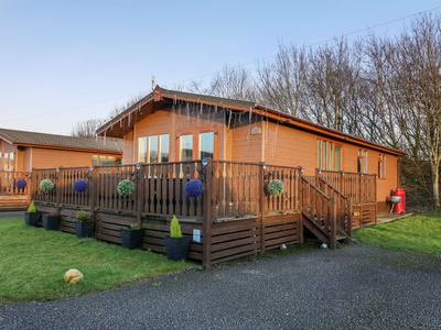 Gerrida Lodge, Lancashire, Carnforth