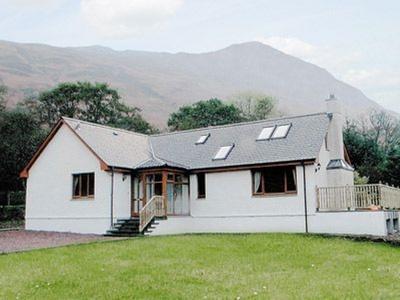 Bidean Lodge, Highland, Glencoe
