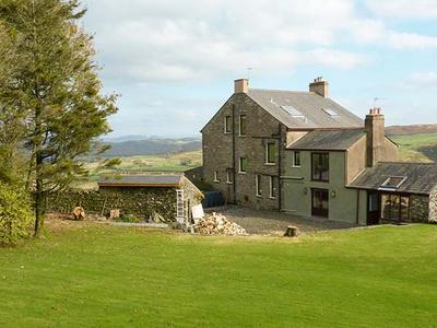 Groffa Crag Farmhouse, Cumbria, Ulverston
