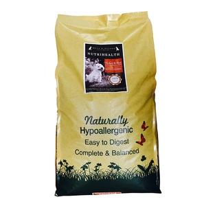 NutriHealth Adult Small Dog Turkey & Rice 12kg