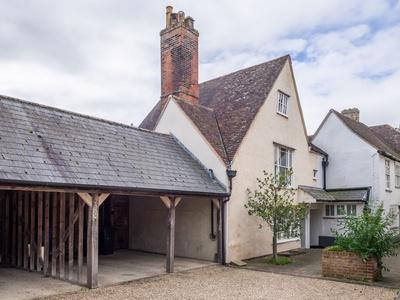 White Lion Cottage, Suffolk, Hadleigh