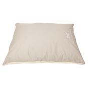 PetsPyjamas - Personalised Cream Sherpa Fleece Dog Bed