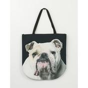 DekumDekum - Tuxedo the British Bulldog Dog Bag