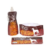 Doggielicious - H2FidO Portable Pooch - Geo Dog