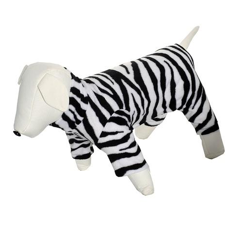 Dog Onesie – Zebra