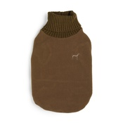 House of Paws - Fleece & Knit Dog Jumper – Coco