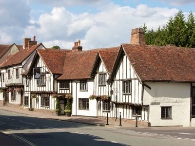 The Swan at Lavenham, Suffolk, Lavenham