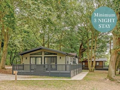 Woolverstone Marina Lodge Park, Suffolk, Ipswich