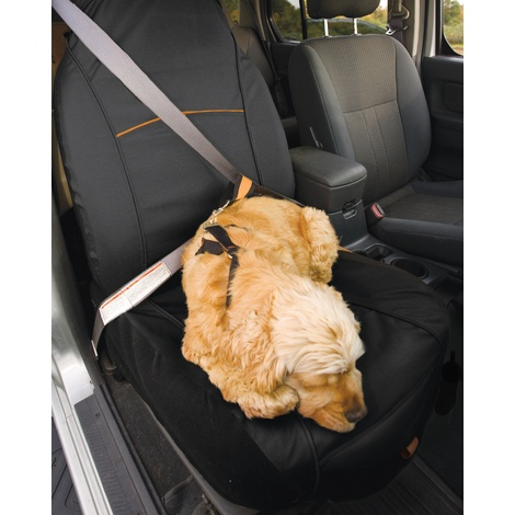 Co-Pilot Car Seat Cover - Black 2